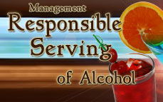 California Managing Responsible Alcohol Servers Online Training & Certification